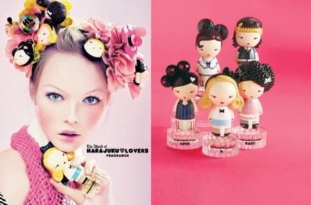 Las fragancias de Harajuku Lovers ya están a la venta