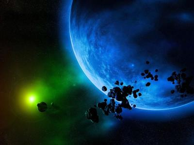 Panspermia inversa: la posibilidad de que la vida de la Tierra haya llegado a otros planetas