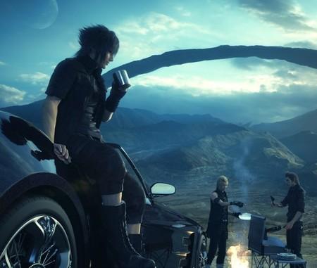 Final Fantasy XV: primeras impresiones