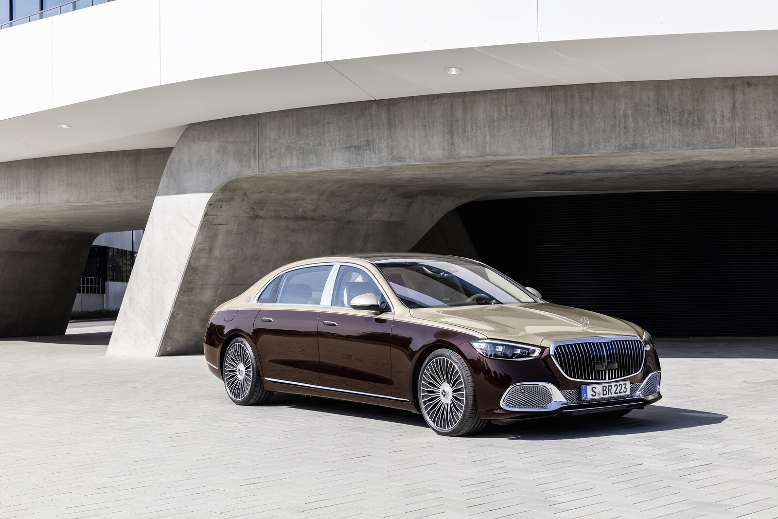 Foto de Mercedes-Maybach Clase S 2021 (21/43)