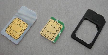 Apple quiere estandarizar una tarjeta SIM (aún) más pequeña