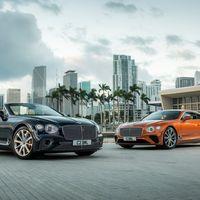 Bentley Continental GT: Ahora con un nuevo V8, para la versión coupé y para el convertible