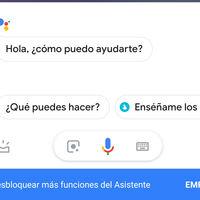 Cómo usar el Asistente de Google sin cuenta