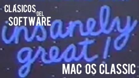 Mac OS Classic. Clásicos del software (II)