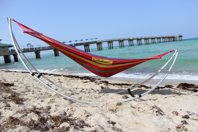 New Folding Hammock 2