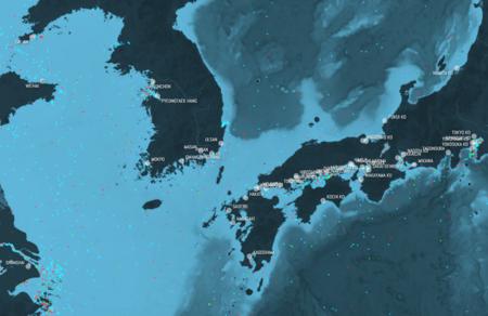 Corea Japon