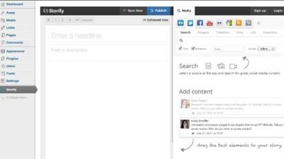 Storify da su primer paso hacia la monetización lanzando VIP, una versión de pago