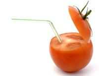 Zumo de tomate, un refresco lleno de beneficios