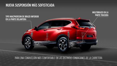 La tecnología del nuevo Honda CR-V