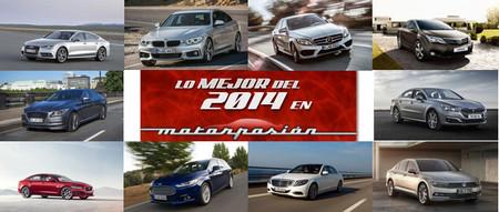 Mejor berlina: Lo mejor de 2014 en Motorpasión