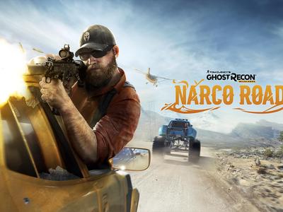 Narco Road, la primera expansión para Ghost Recon Wildlands ya tiene fecha, llega la próxima semana con nuevas misiones y más