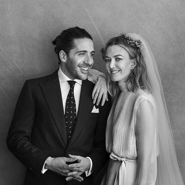 Millonarios contra influencers: las principales diferencias entre las bodas del año de Marta Ortega y Chiara Ferragni