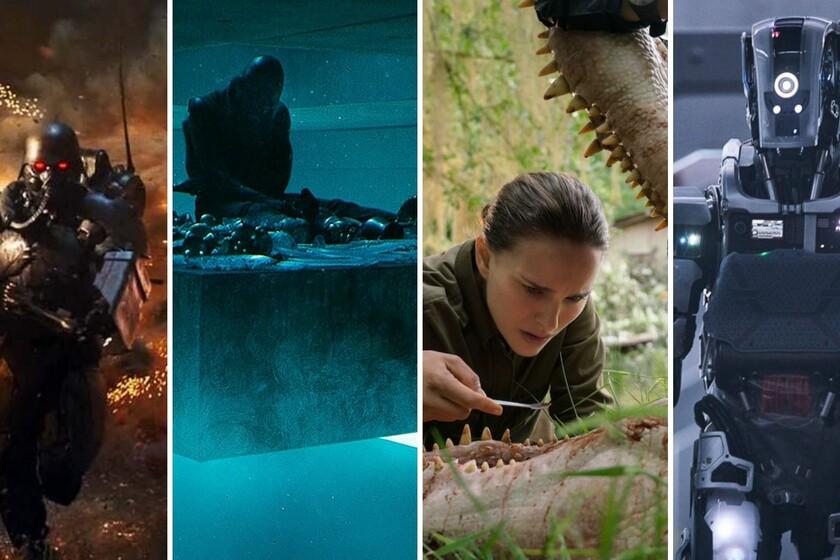 13 películas de ciencia-ficción disponibles en Netflix y que merecen ser recuperadas
