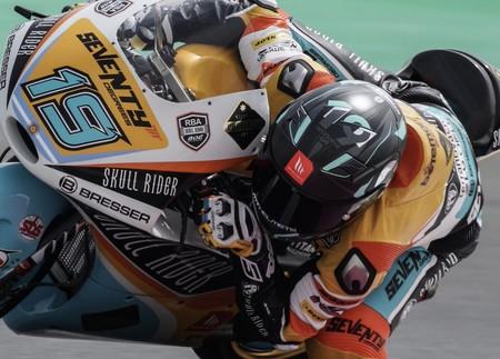 Gabriel Rodrigo Gp Catar Moto3 2018