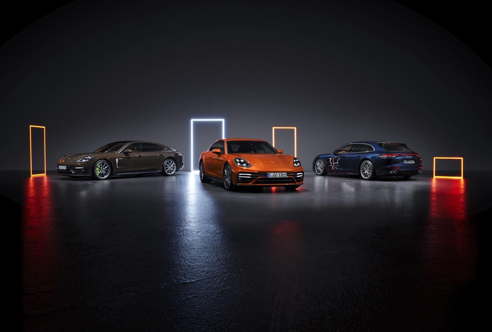 Foto de Porsche Panamera 2021 (51/57)