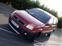 Ford Fusion 1.6 TDCi, prueba (parte 1)