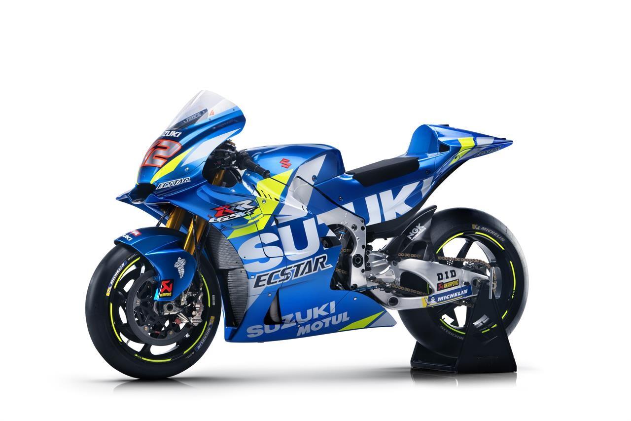 Foto de Presentación MotoGP Suzuki 2019 (8/60)