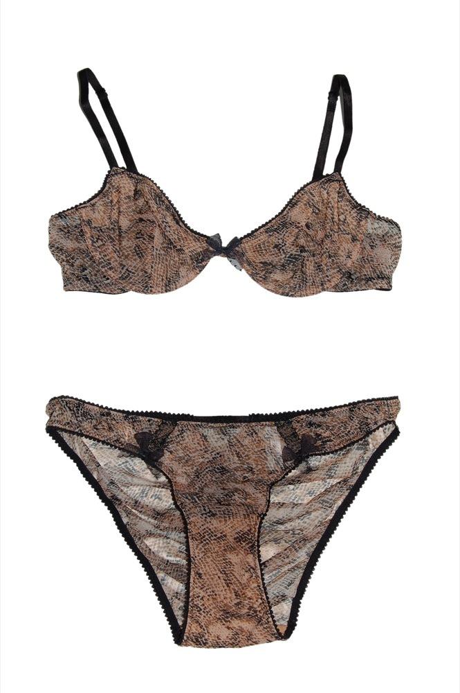 Foto de Oysho, Primavera-Verano 2011: los nuevos conjuntos de lencería (11/29)
