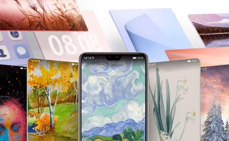 Como cambiar temas e instalar nuevas fuentes e iconos en un móvil Huawei