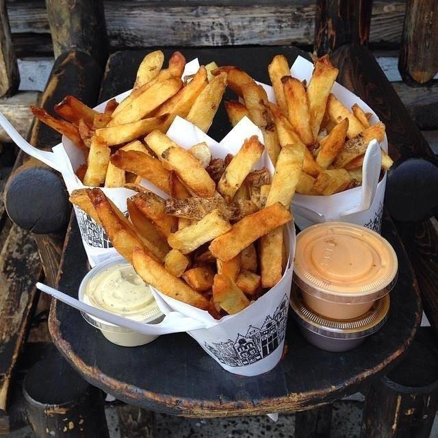 pommes frites NYC