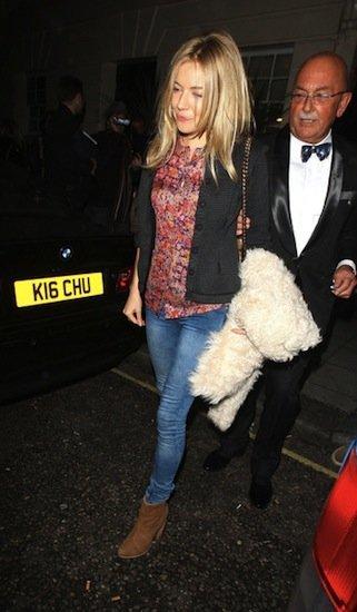Sienna Miller y Kate Bosworth, os vamos a copiar el look y lo sabéis