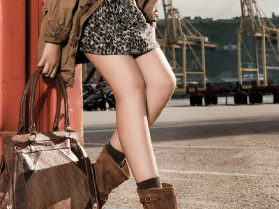 Mustang Otoño-Invierno 2012/2013: all day long