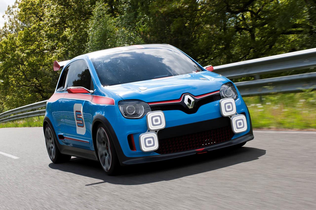 Foto de Renault Twin'Run Concept (6/49)