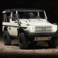 Mercedes-Benz 250GD White Wolf, la última creación de EMC puede ser tuya si te sobran 2 MDP