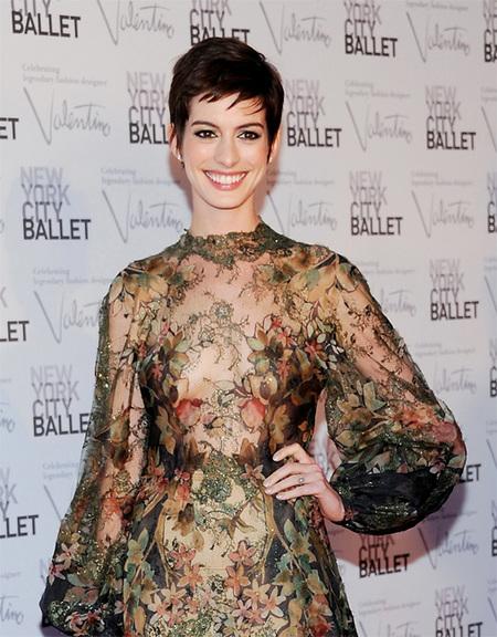 Anne Hathaway boda
