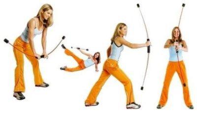 Flexi-bar, para tonificar la musculatura de manera sencilla