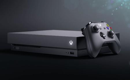 Xbox One X saldrá el próximo 7 de noviembre a 499 euros