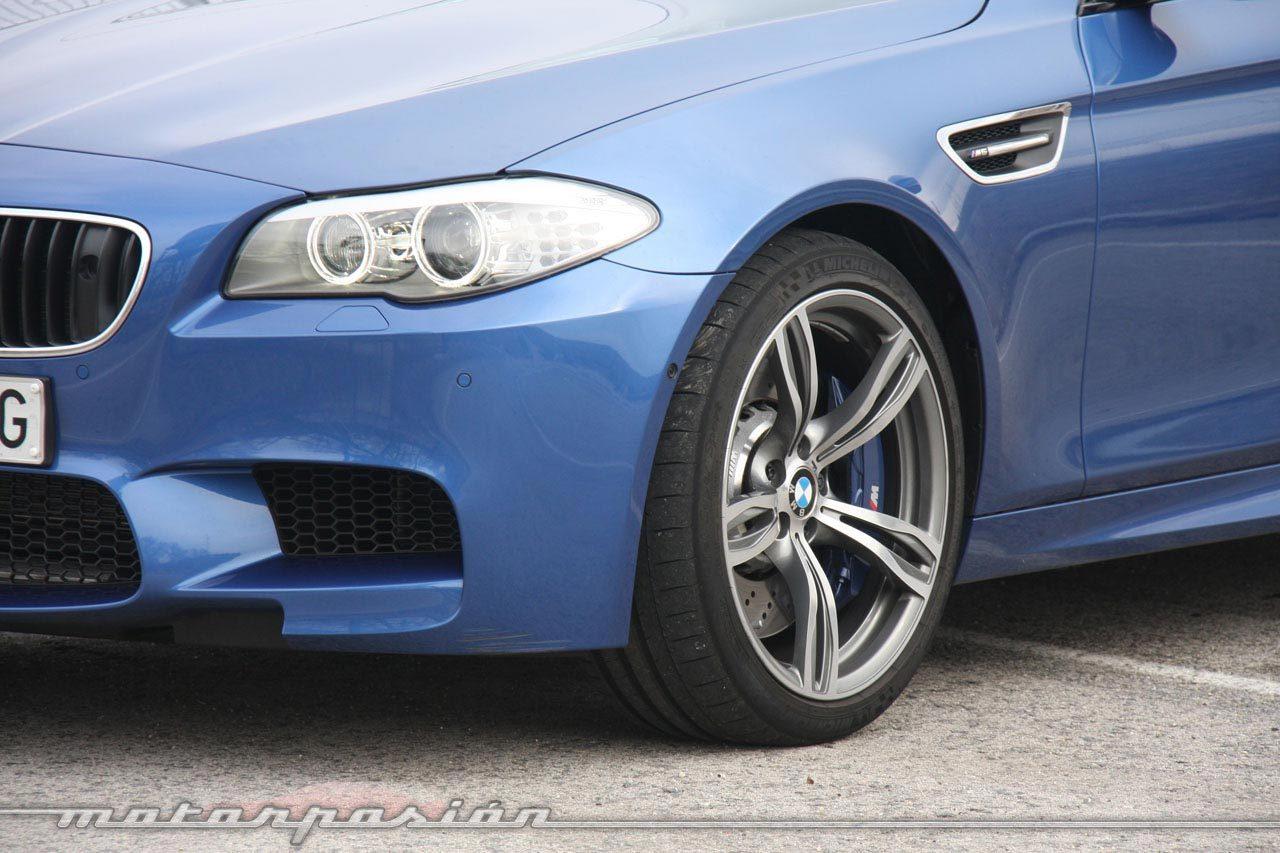 Foto de BMW M5 (Prueba) (42/136)