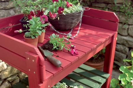 Cuando pintar el jardín