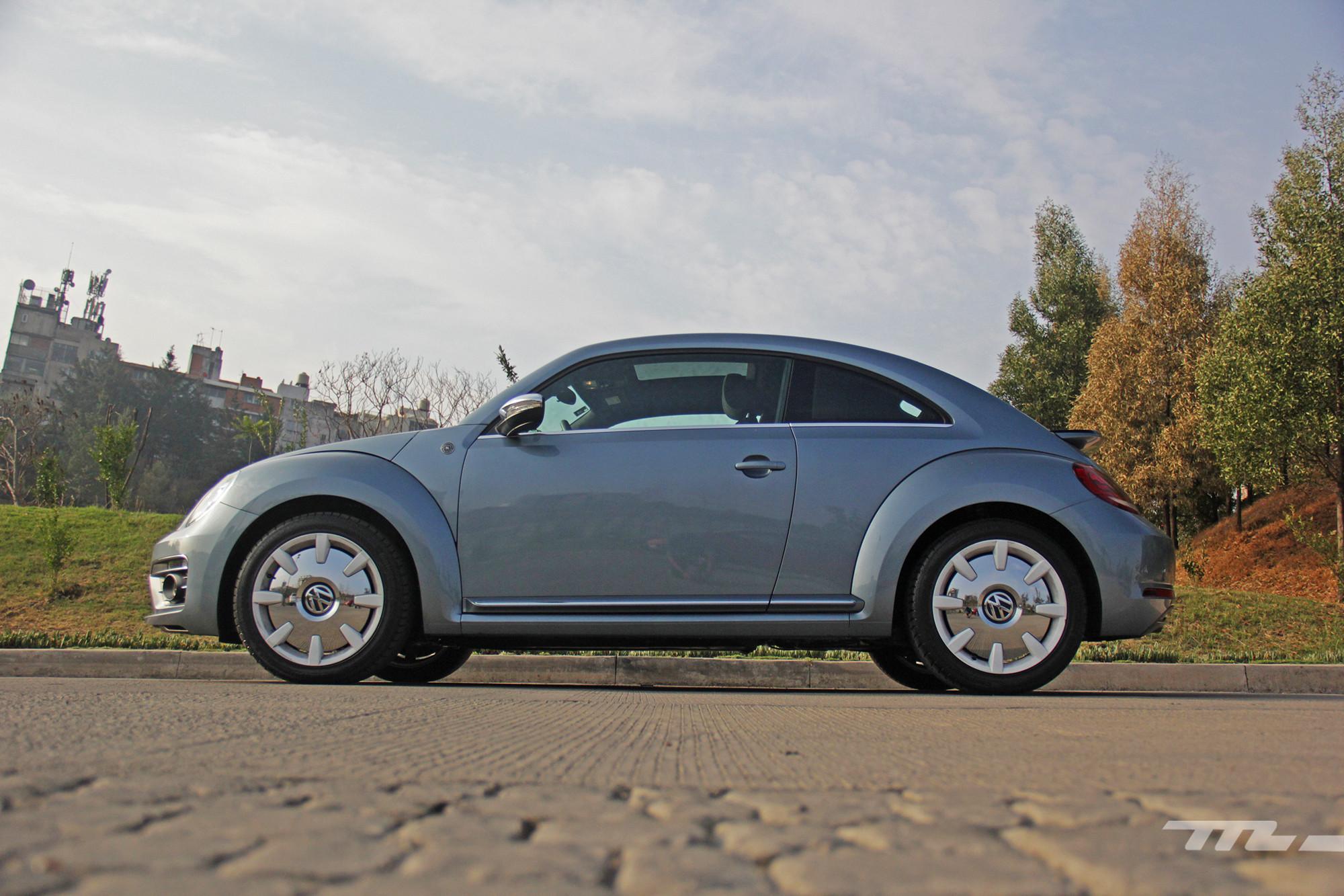 Foto de Volkswagen Beetle Final Edition 2019 prueba (5/25)