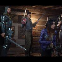 El Necronomicon y los demonios nos atormentarán en Evil Dead: The Game, la adaptación de las aventuras de Ash y sus amigos
