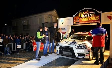 Xevi Pons cierra el año con otro triunfo en Riolobos y pleno en tierra