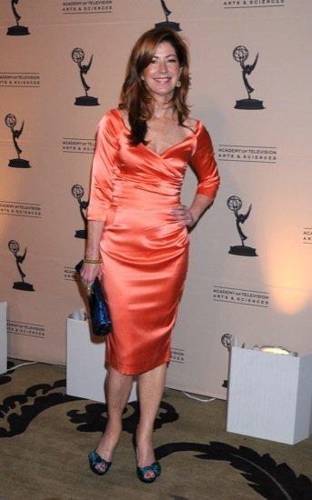 Dana Delnay gala de la Academia de Televisión 2011