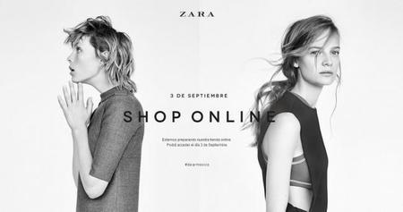 Inditex comienza en México la aventura de las compras on-line con Zara