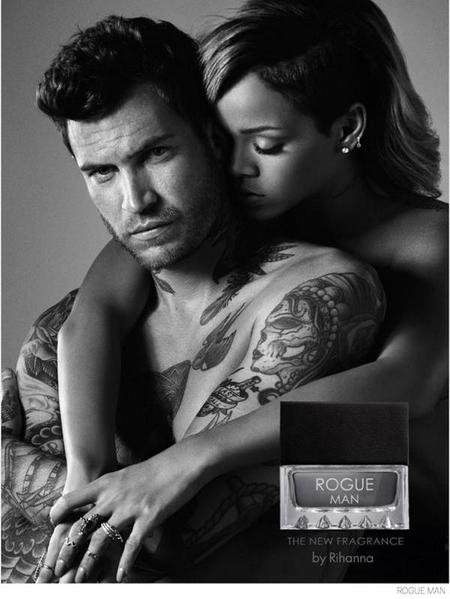Rihanna Rogue Man Men Fragrance