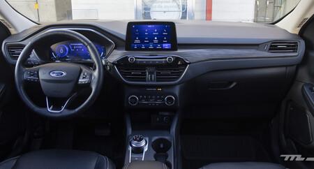 Ford Escape Titanium Prueba Opiniones Mexico 33