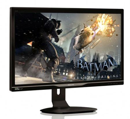 Philips tiene un nuevo monitor gaming en España: 144 Hz., G-Sync y 27 pulgadas