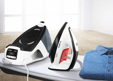 El centro de planchado Bosch TDS4070 Serie 4 EasyComfort está rebajado a 104,99 euros en Amazon
