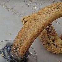 Este material crece hasta 100 veces su tamaño cuando empieza a arder