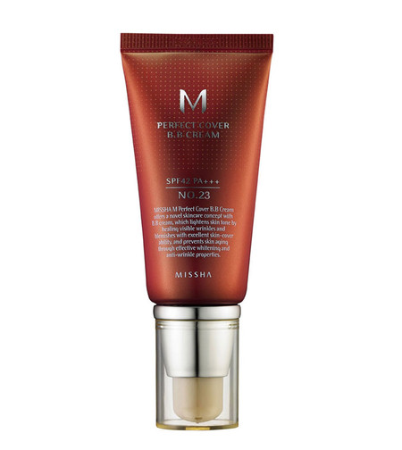 Missha Perfect Cover Bb Cream Spf 42 23 1 21077