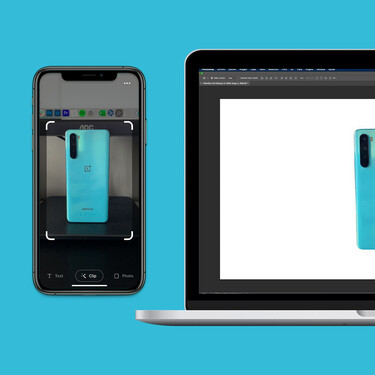 ClipDrop: una impresionante app que copia objetos reales con tu móvil y los pega en tu PC