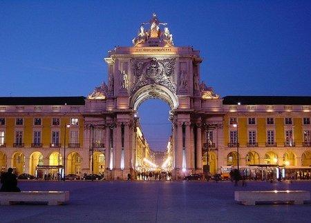 Arco del Triunfo Lisboa