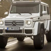 El Mercedes-Benz G 500 4x4² costará en España 272.975 euros y lo deberías pedir a los Reyes Magos
