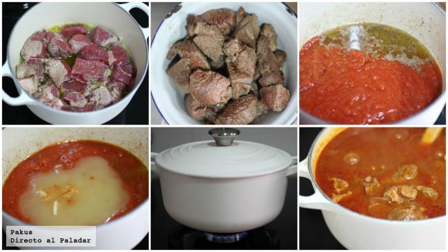 pasos guiso_morcillo_con_tomate