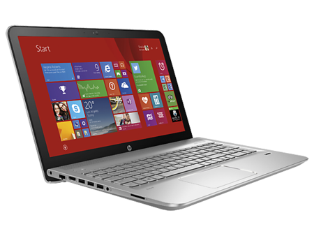 Hp Envy 2015 Notebooks Lateral