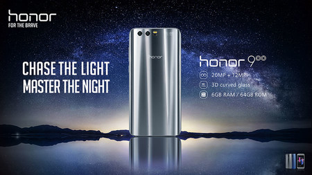 Honor 9 Launch 1
